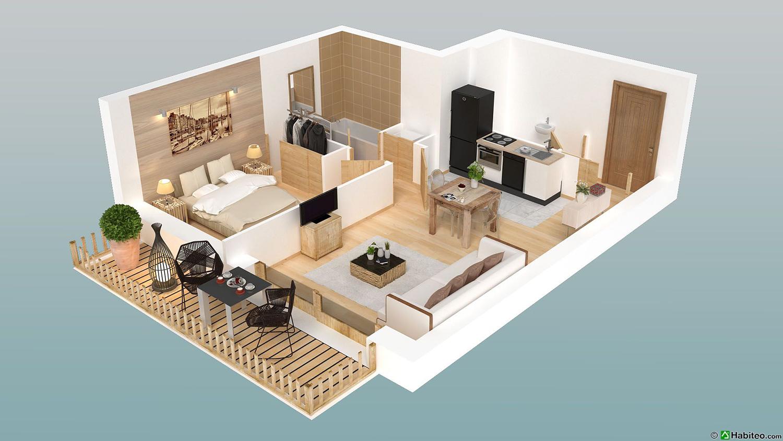 plans 3d font suite au showroom combloux blog terr sens. Black Bedroom Furniture Sets. Home Design Ideas