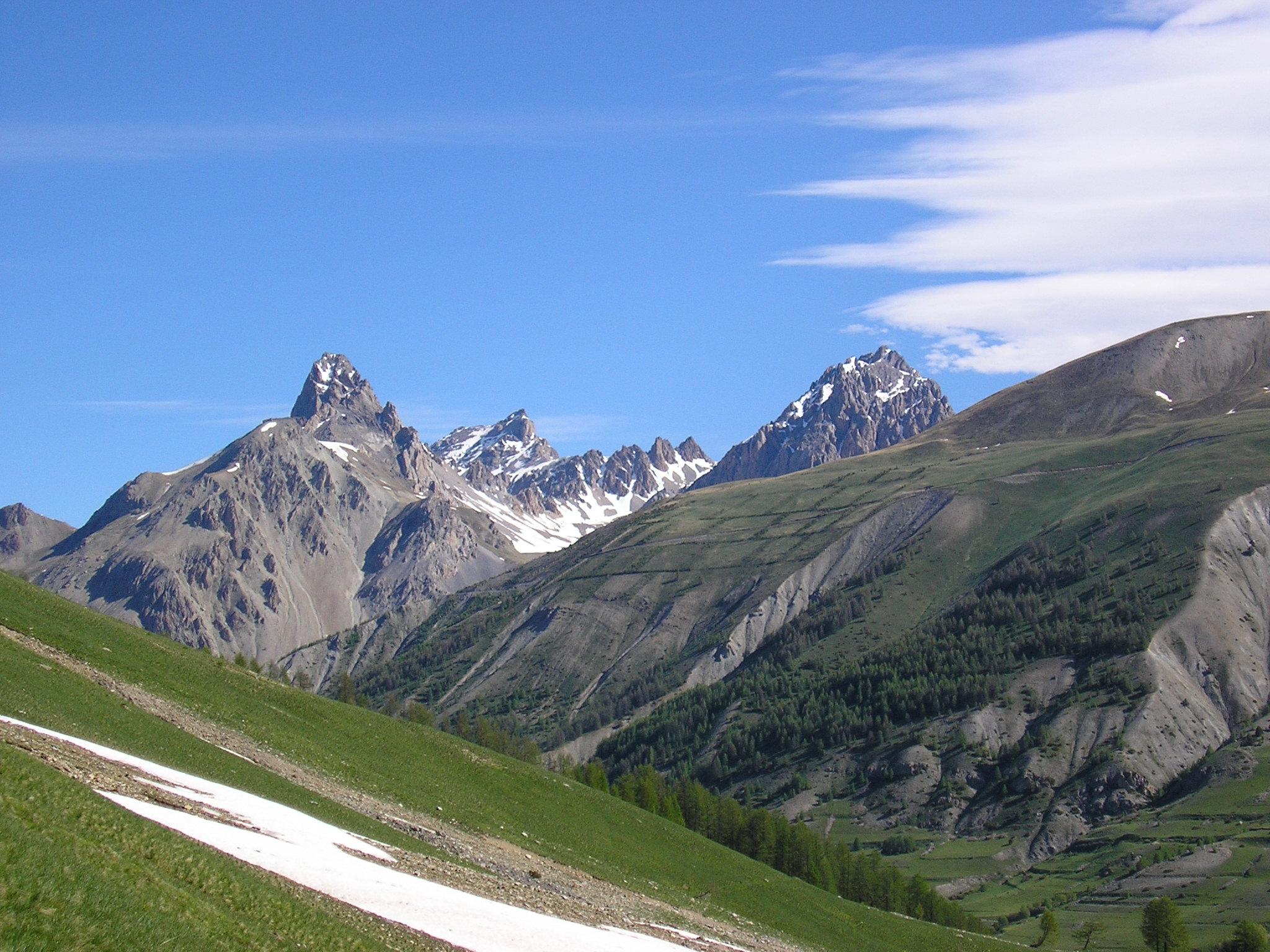 réchauffement climatique montagne
