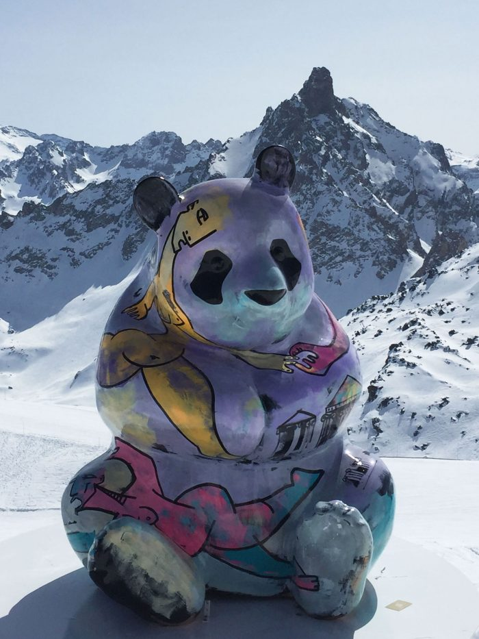 courchevel panda