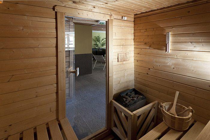 sauna centaure