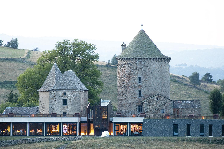 une chateau