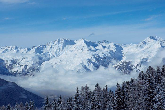 une les ménuires ski