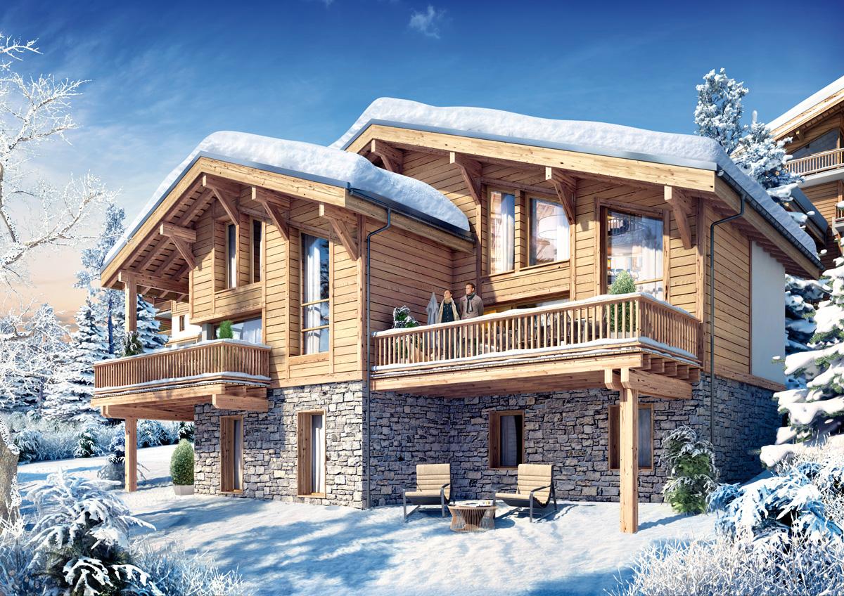 Code promo -25€ de remise sur votre séjour de min. 7 nuits dans la Résidence Les Fermes du Mont-Blanc à Combloux