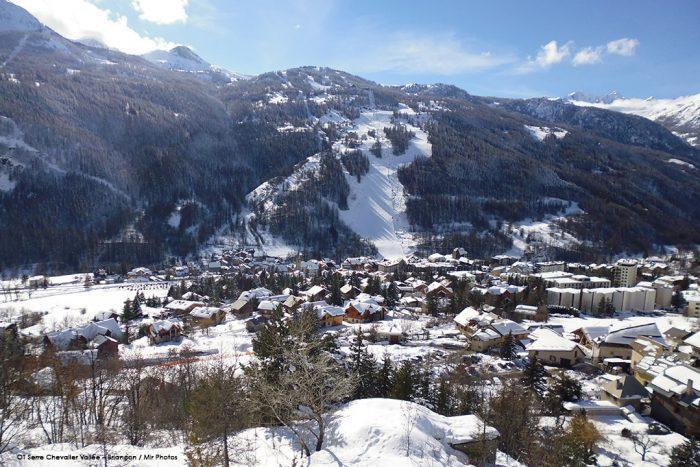 Terrésens-Serre-Chevalier-Mountain