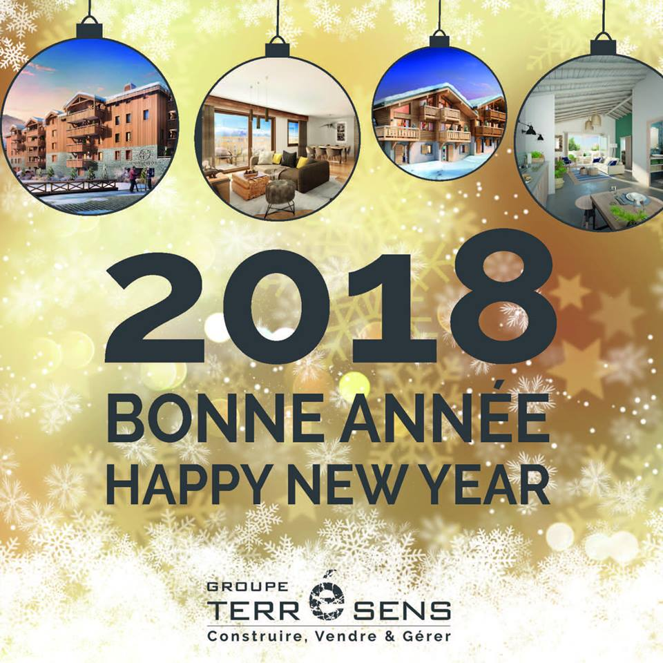 terrsens group wishes you a happy new year 2018