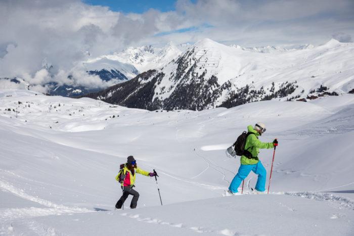 Ski de randonnée_Champagny en Vanoise_Terrésens