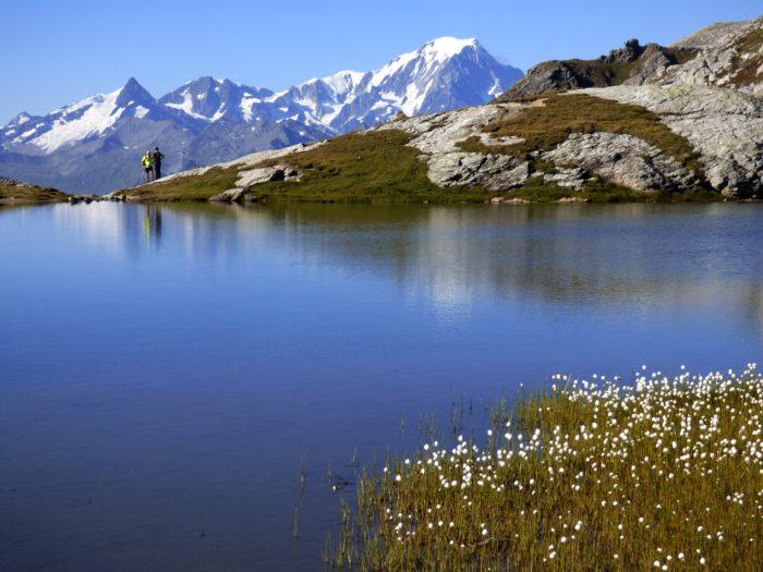 Lac des moutons, Peisey
